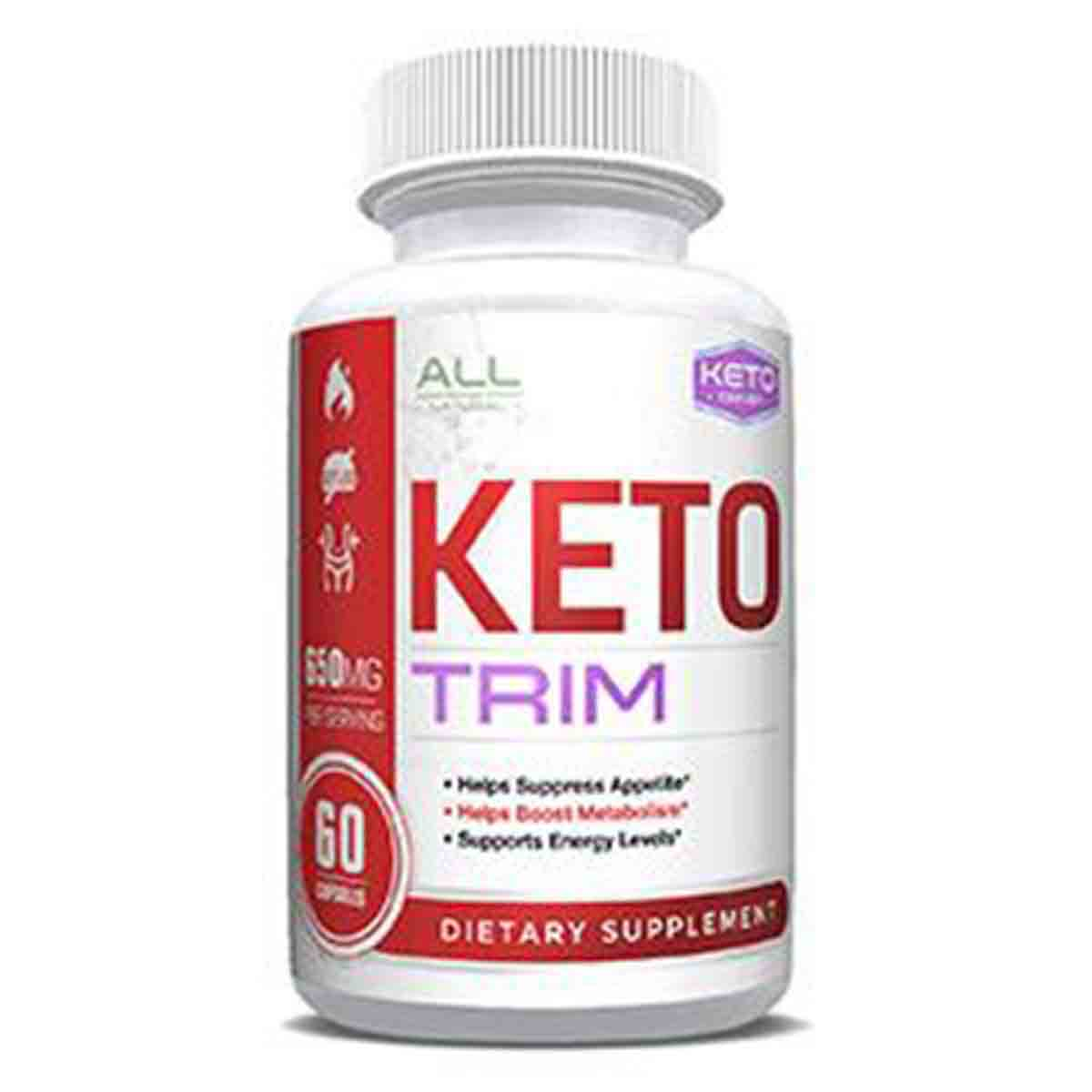 Nature Driven Keto Trim