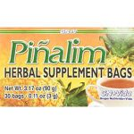 Pinalim Herbal Supplement Bags