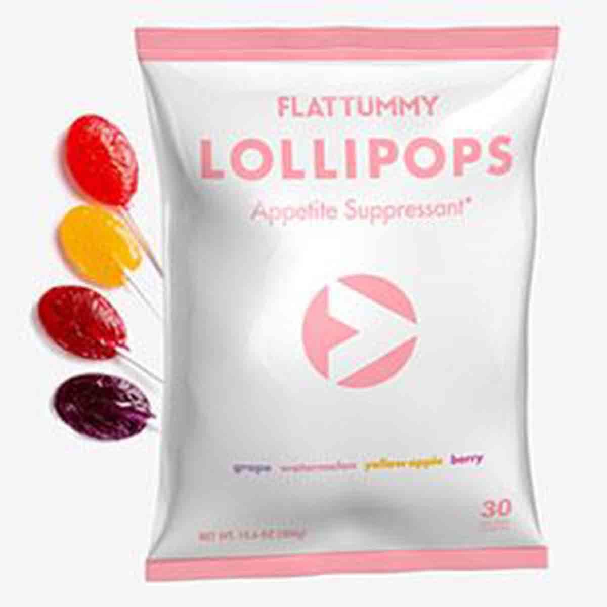 Flat Tummy Lollipops