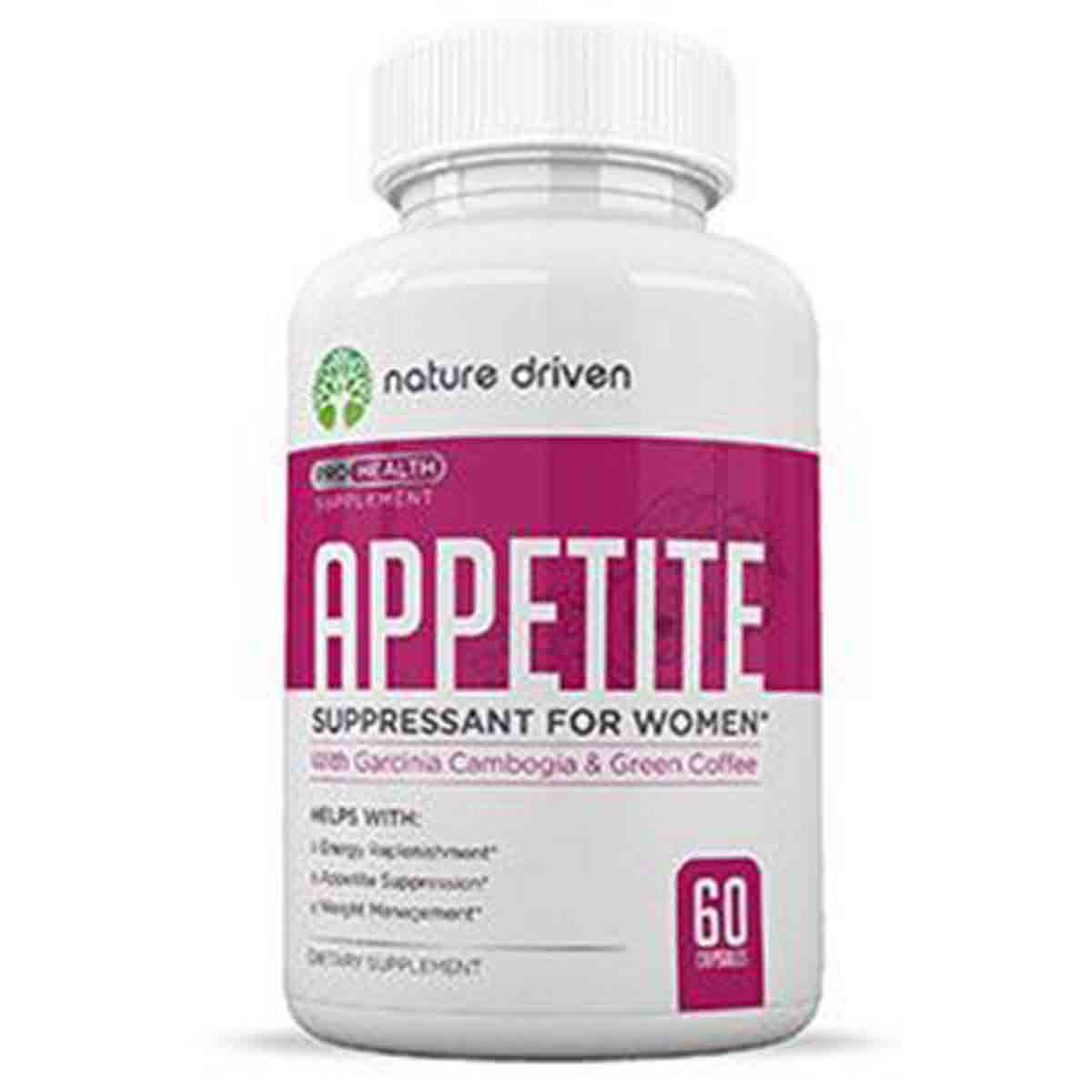 Nature Driven Appetite Suppressant