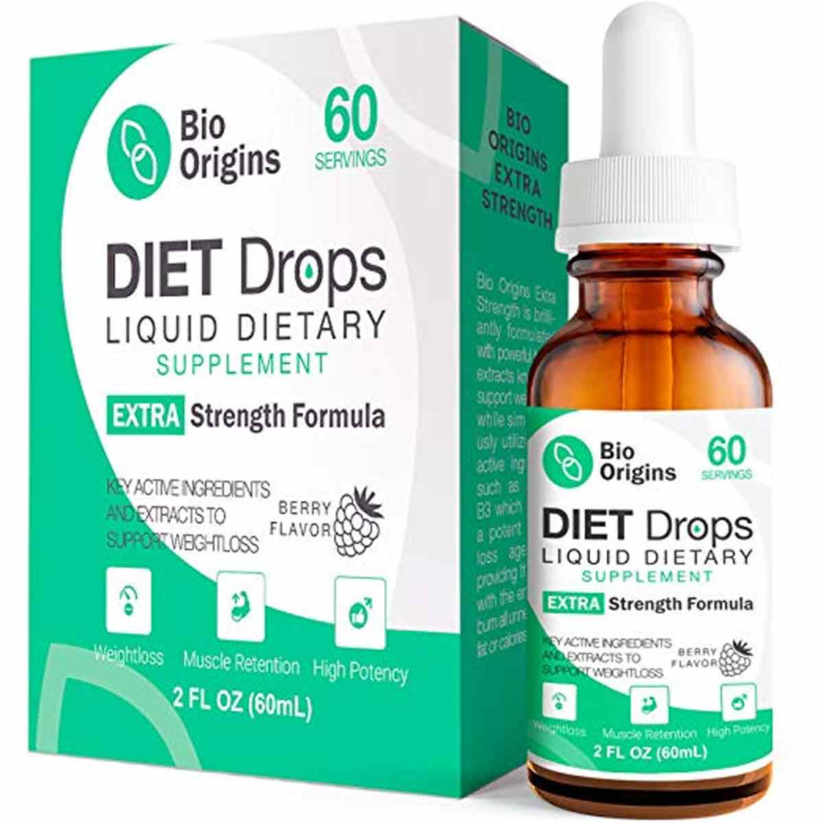 Bio Origins Diet Drops