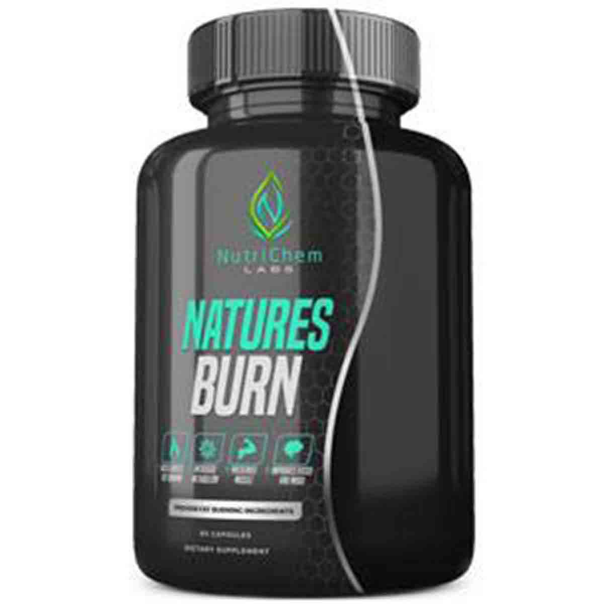 NutriChem Labs Nature's Burn (Black)