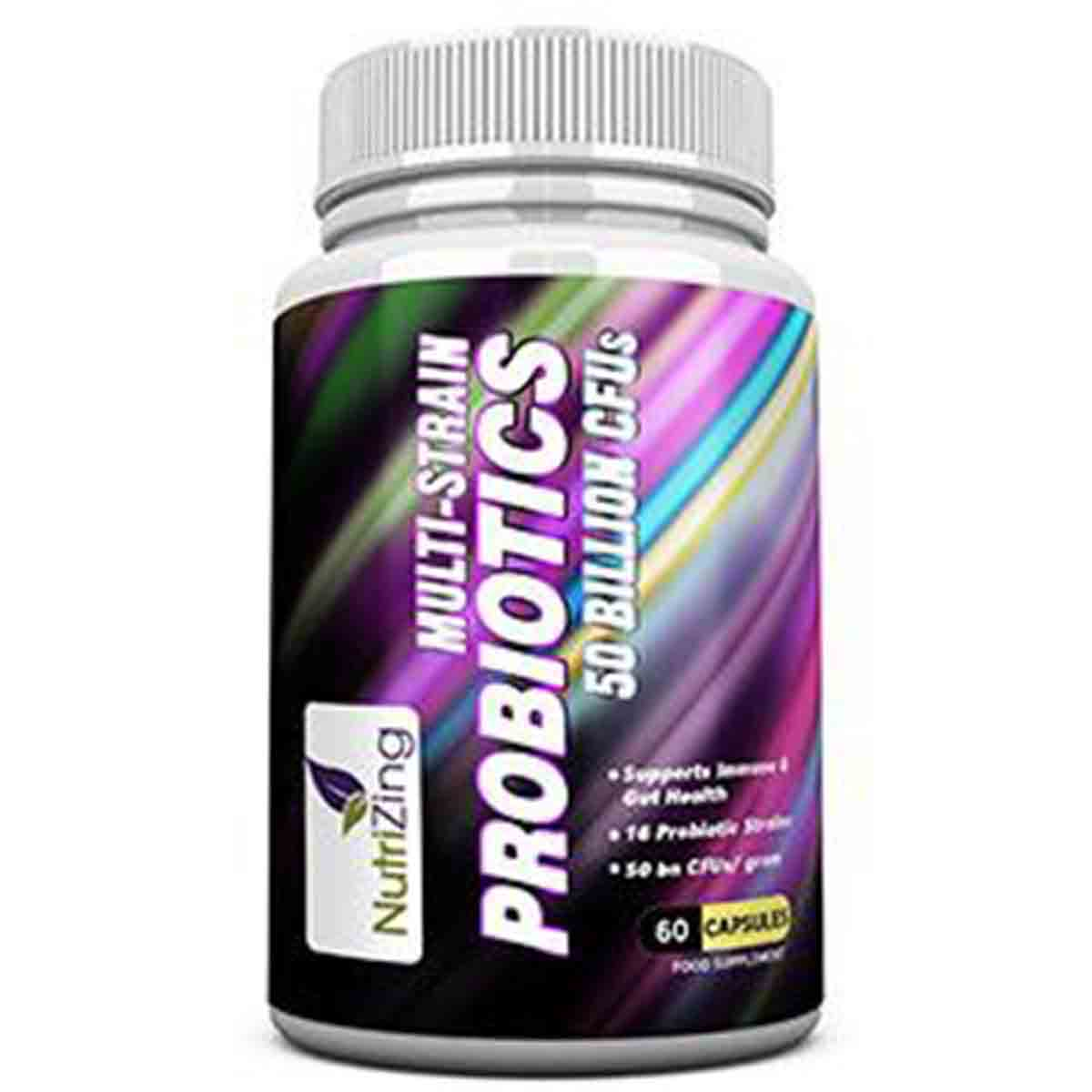 NutriZing Multi-Strain Probiotic