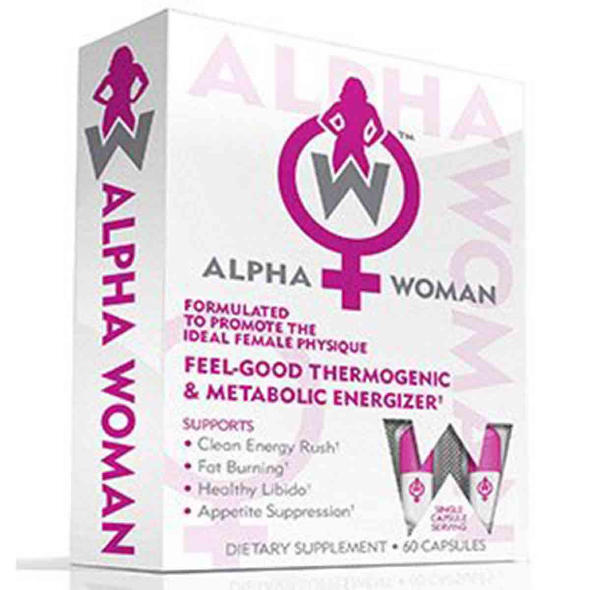 Alpha Woman Feel-Good Thermogenic
