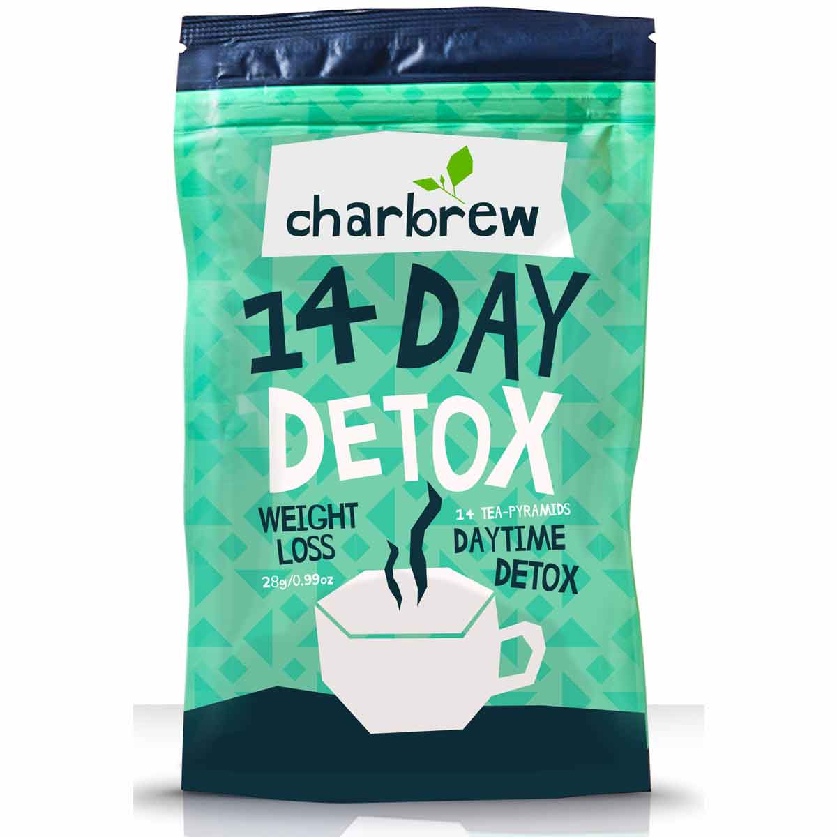 Charbrew Day Time Teatox