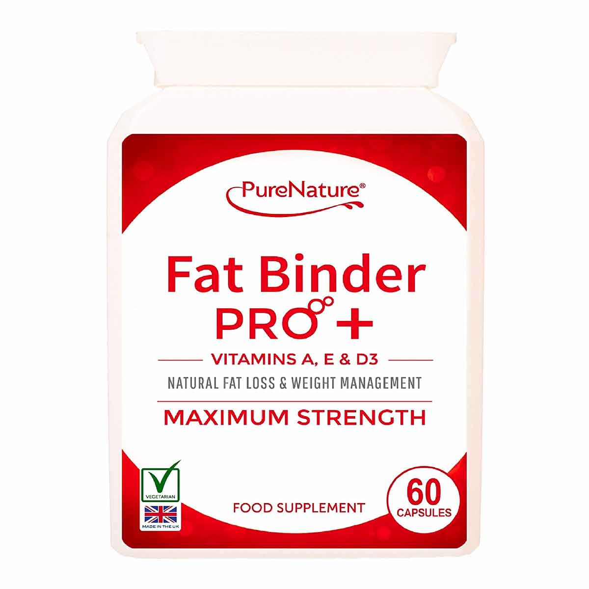Pure Nature Fat Binder Pro+