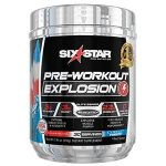 Six Star Pre-Workout Explosion Comparison