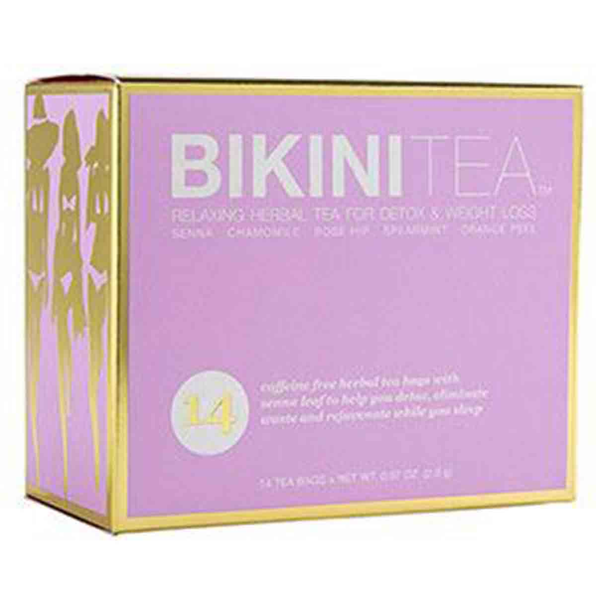 Bikini Tea Detox & Weight Loss