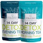 Foraging 14 Day Detox Tea Comparison