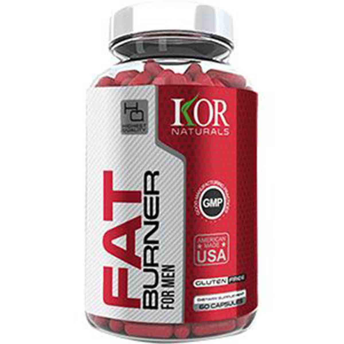 KOR Fat Burner for Men