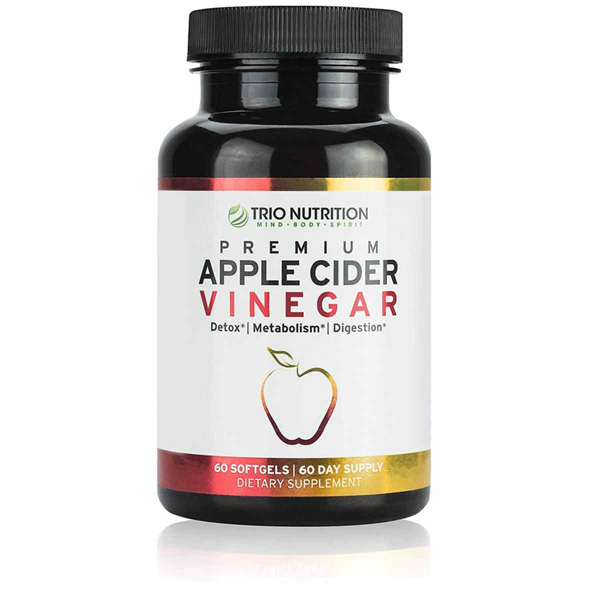 Trio Nutrition Premium Apple Cider Vinegar