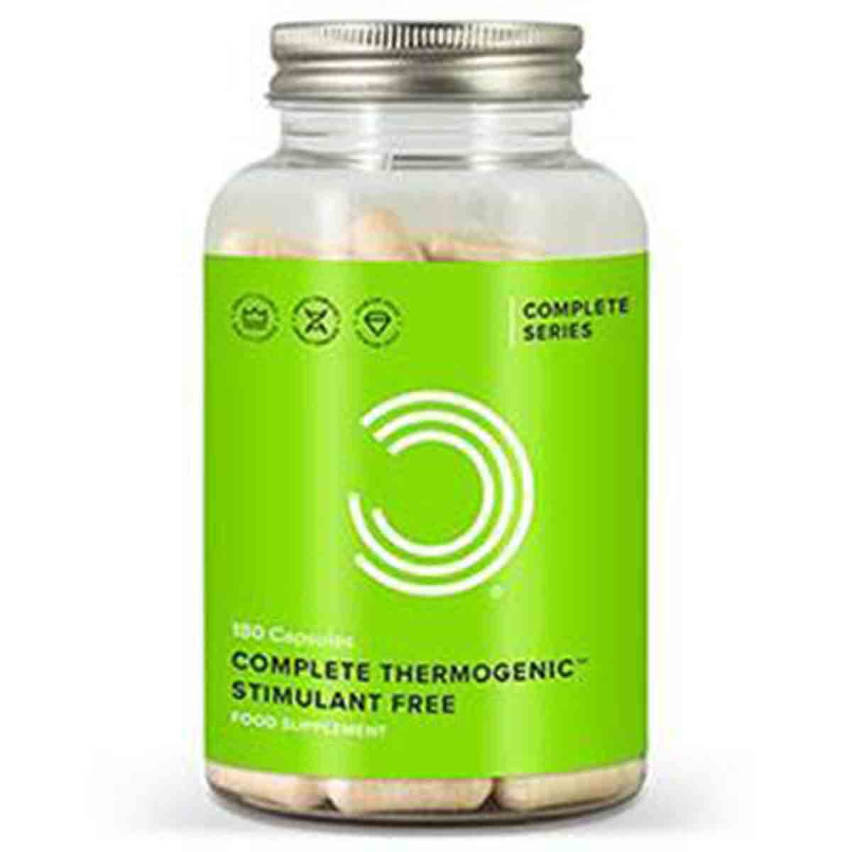 Bulk Powders Complete Thermogenic Stimulant Free