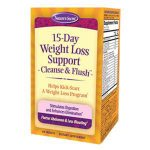 Nature's Secret 15-Day Weight Loss Cleanse & Flush Comparison