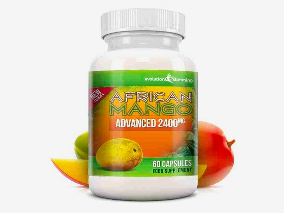 Evolution Slimming African Mango Advanced