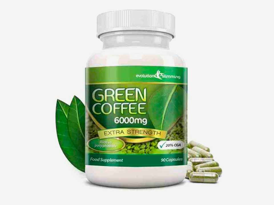 Evolution Slimming Green Coffee Pure