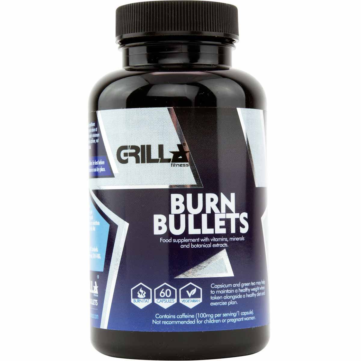 Grilla Fitness Burn Bullets