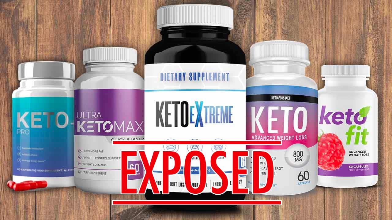 Keto Pills Exposed